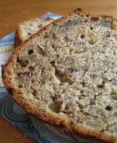 Le meilleur pain aux bananes au monde (oui oui !)