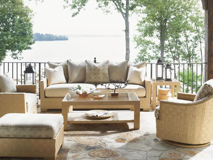 Love The Furniture Set! Find This Pin And More On Tommy Bahama Outdoor  Living ...