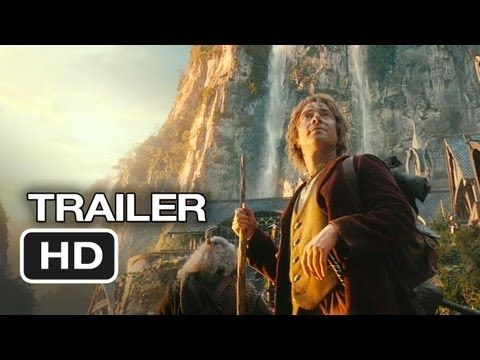 The Hobbit Official Trailer #2 (2012) - Just a few weeks away!  Yippee! says Persy.  www.lady-ellen.com