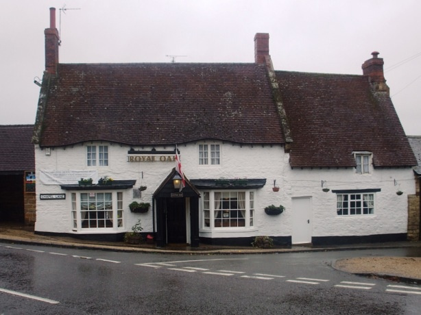 The Royal Oak, Blisworth, UK