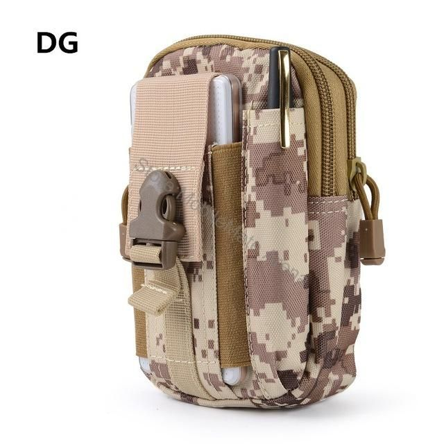 For Apple Iphone 8 7 7s Plus 6 6s 5c/One Plus 5/Lg V30 G6 Mobile Phone Case Cover Accessory Tactical Bag Army Camo Coque Fundas