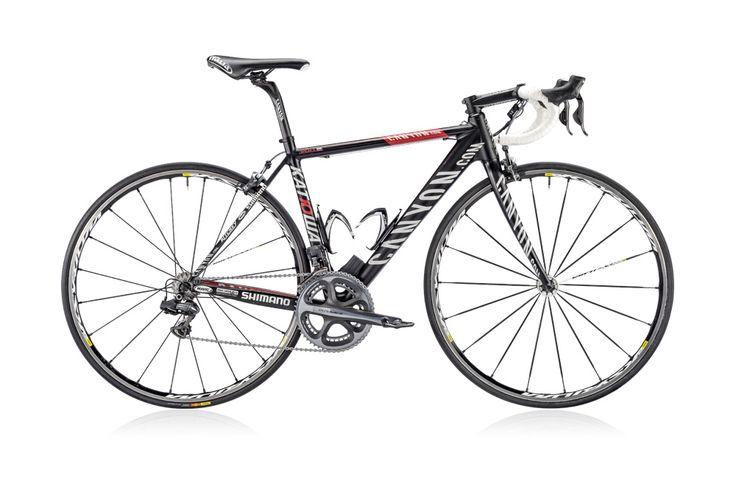 Ultimate CF SLX of Team Katusha rider Simon Spilak