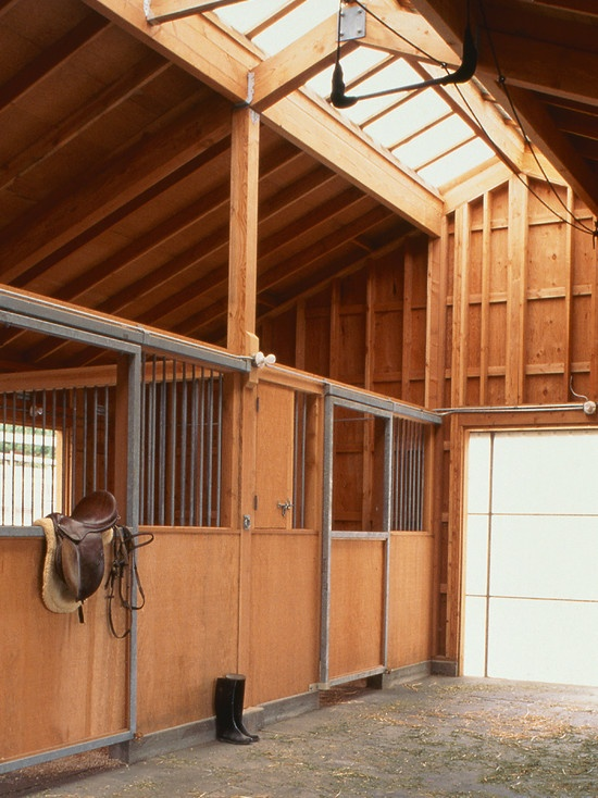 traditional spaces design pictures remodel decor and ideas - Horse Stall Design Ideas