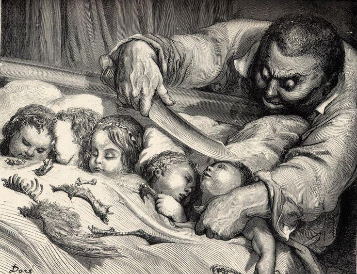 European Folklore Creatures | Humanoid Creatures of the Supernatural Realm
