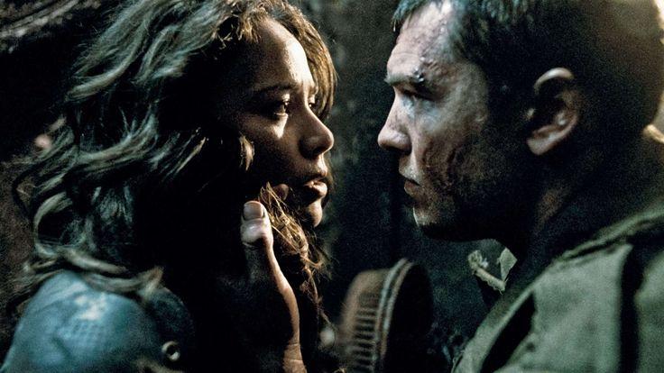 Terminator Salvation - Moon Bloodgood, Sam Worthington
