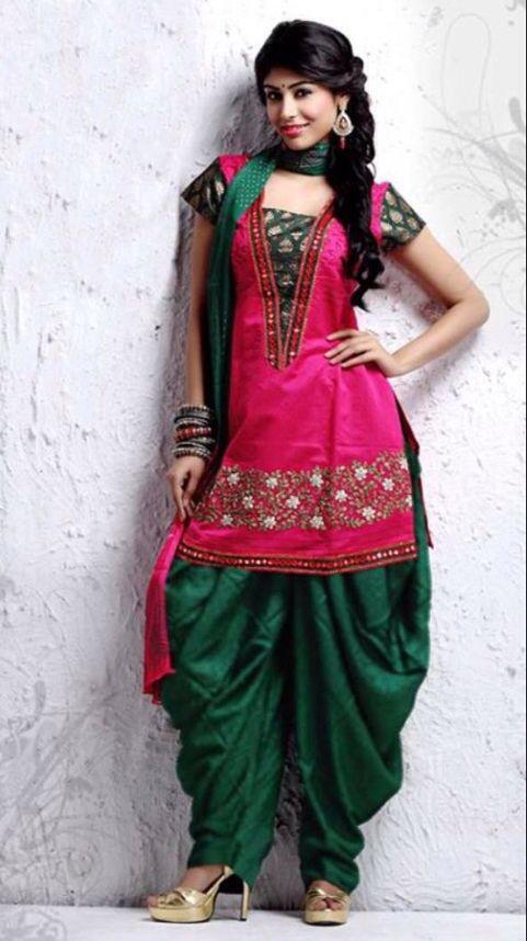 Punjabi dress pictures