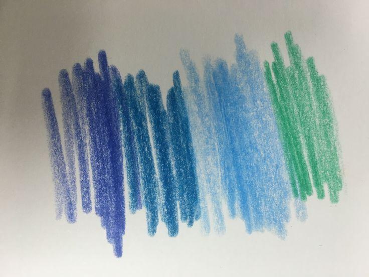 "Colour study ""analogous"" Sung"