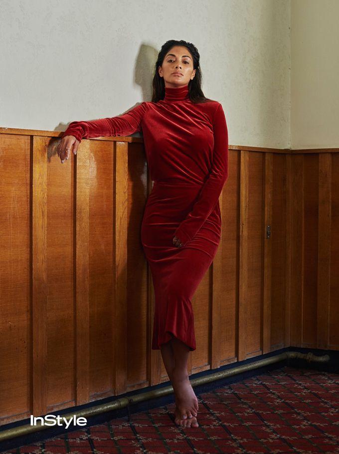 Николь Шерзингер в InStyle UK (Интернет-журнал ETODAY)
