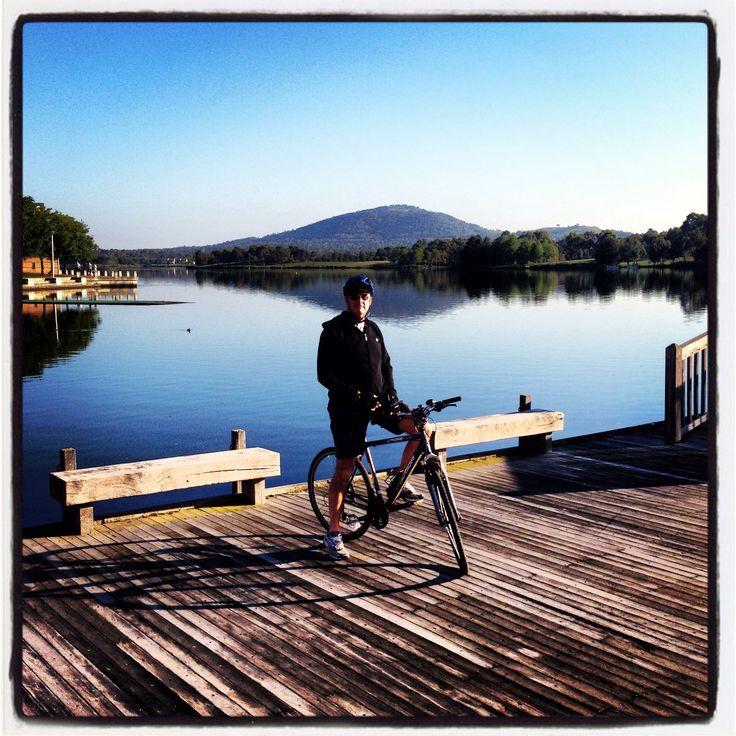 Paul @ Tuggeranong Lake