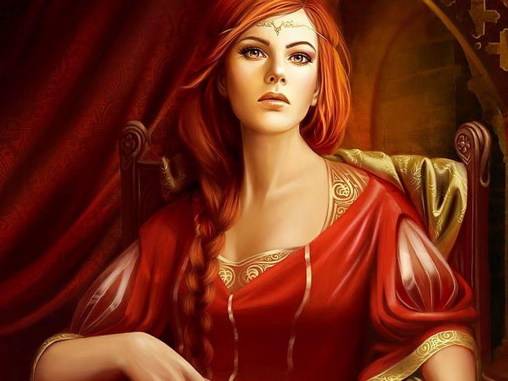 Fantasy Women Red Hair photo by Mistress_Vader_Photos | Photobucket
