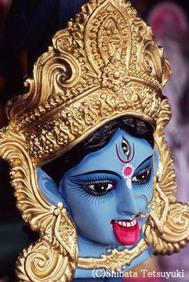 インドの神様(女神) カーリー