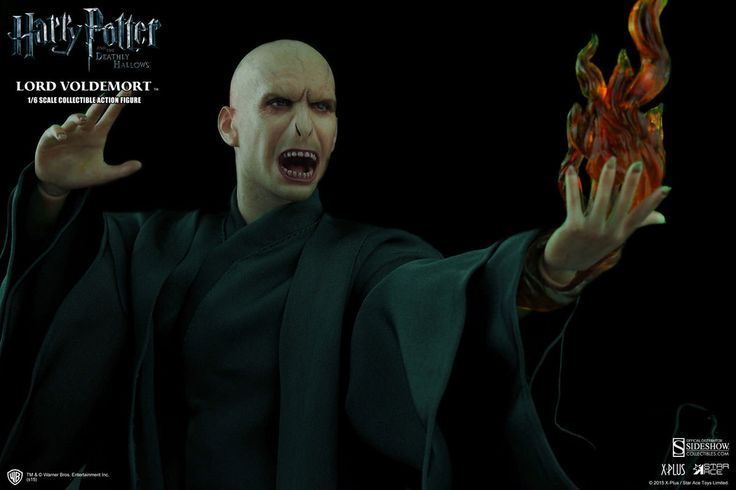 Lord Voldemort Sixth-Scale Figure