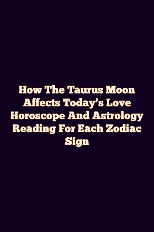 moon sign scorpio todays horoscope