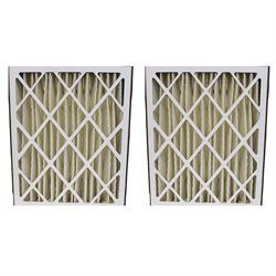 2 Lennox 20x25x5 MERV-8 Furnace HVAC Filters Part # X6673