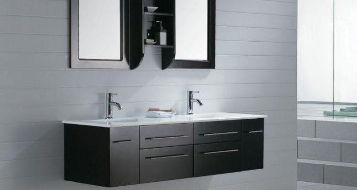Top 8 Contemporary Bathroom Wall Cabinets Ideas
