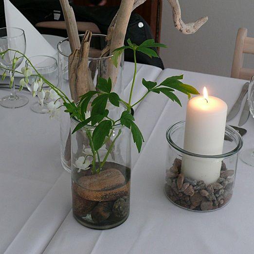 smukt og enkelt til bordpynt..Laurine Living - www.laurineliving.dk
