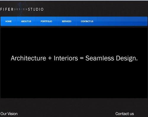 Fifer Designs Website