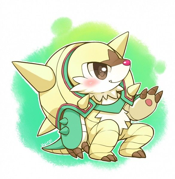 The gallery for --> Pokemon X And Y Chesnaught Mega Evolution