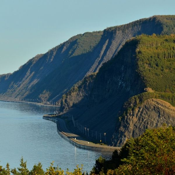 The Gaspésie Tour is a legendary scenic drive that loops around the huge Gaspé Peninsula. Take a look at the itinerary suggested.