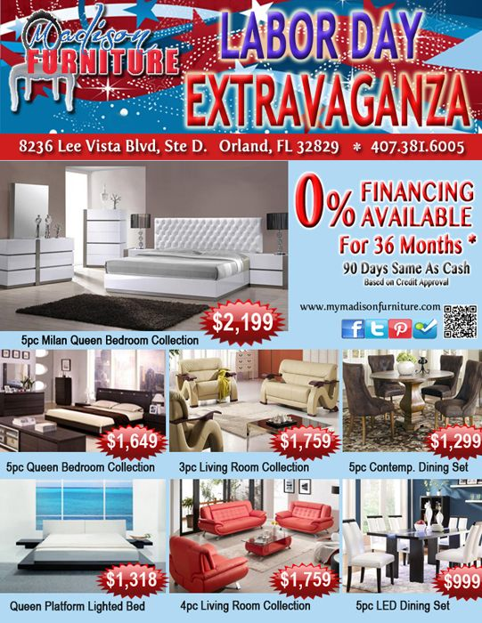 Modern U0026 Contemporary Furniture Styles For Your Bedroom, Living Room And
