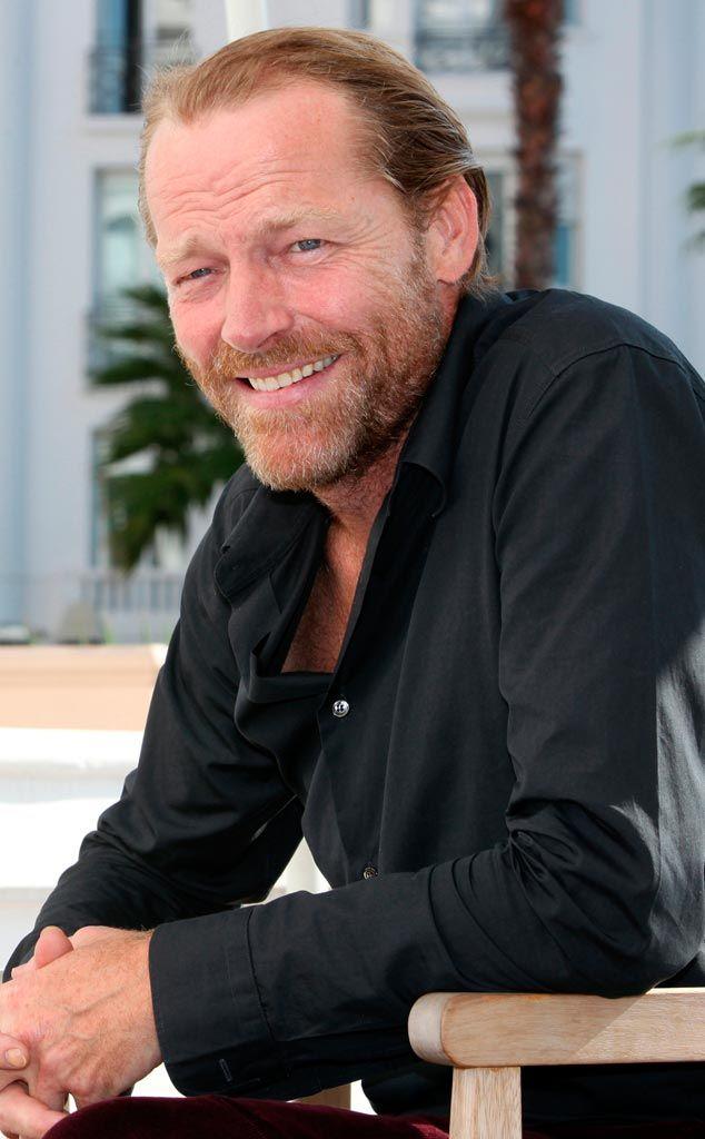 Iain Glen from Hottest Ginger Men