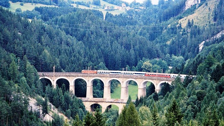 Semmering railway Bridge
