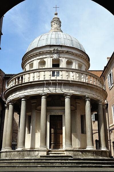 Bramante | Tempietto di San Pietro in Montorio, Rome