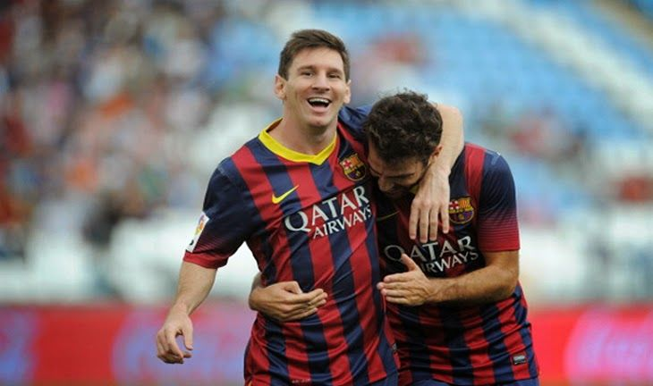 The Legend Lionel Messi: Surprise .. Messi sought to move to Arsenal!