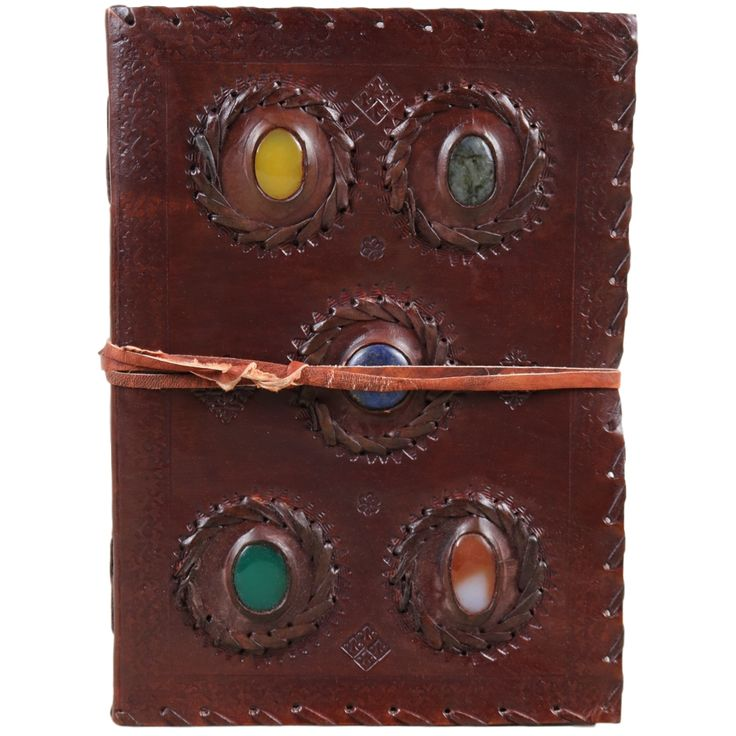 5 Stone Leather Journal