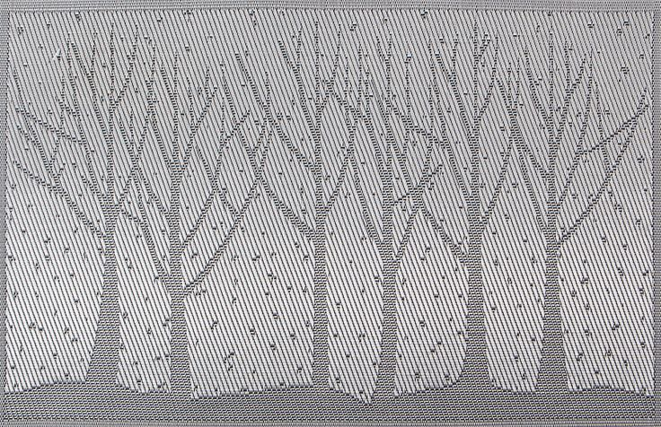 Table Placemats (Forest)