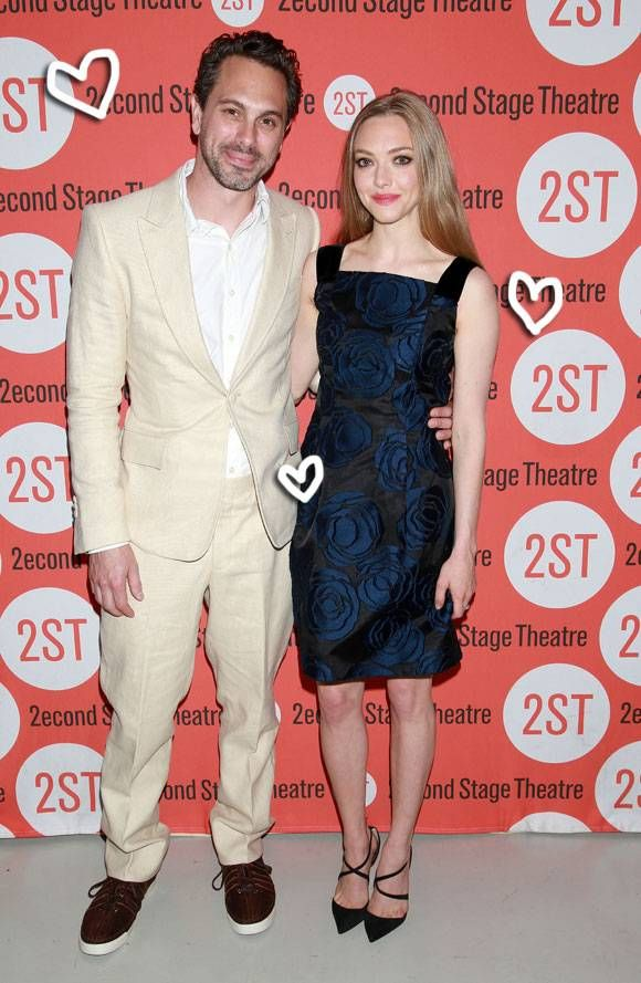 Amanda Seyfried& Thomas Sadoski Are Engaged After Less Than A Time Of Dating!