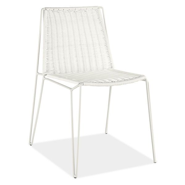 Penelope Outdoor Chair - Modern Outdoor Dining Chairs & Benches - Modern Outdoor Furniture - Room & Board