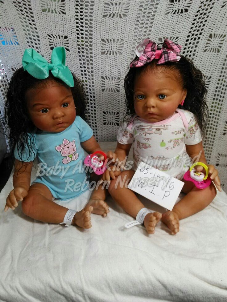 Reborn babies I created from the lulu sculpt