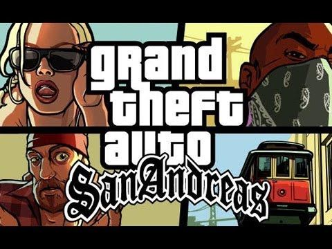 """Grand Theft Auto: San Andreas"" is an open world action-adventure video game developed by Rockstar North and published by Rockstar Games. It was released on 26 October 2004. The plot is based on multiple real-life events in Los Angeles, including the rivalry between the Bloods and Crips street gangs, the 1980s crack epidemic, the LAPD Rampart scandal, and the 1992 Los Angeles riots."