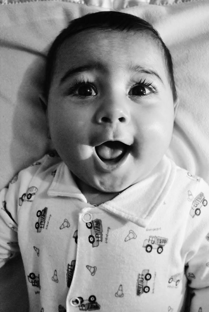 Pedro tão lindo, tão feliz, tão meu (: Sobrinholindodatia.