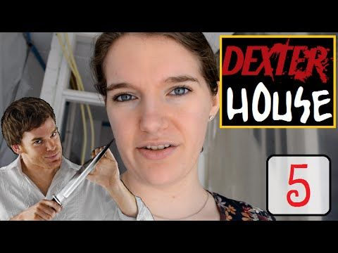 DEXTER CRIME SCENE IN OUR HOUSE || Vlog 5 - YouTube
