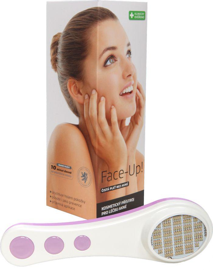 Probieren Sie Face-Up! auf eigene Haut aus  #akne #akneheilung #heilung #pflege #teint #acne #treatment #skincare #gerat #kaufen