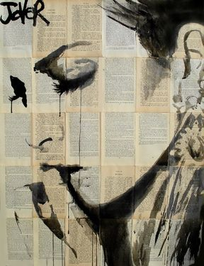"""Saatchi Online Artist Loui Jover; Drawing, """"the memory of knowing"""" #art"""