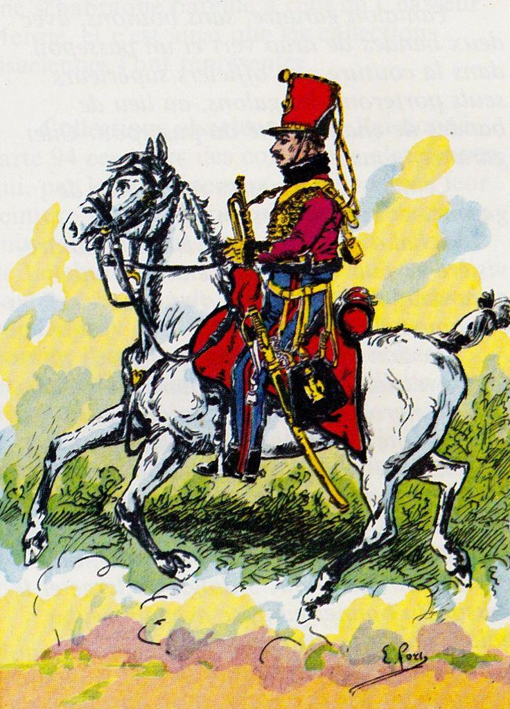 Trompette_des_chasseurs_à_cheval_de_la_Jeune_Garde,_1815.jpg (959×1333)