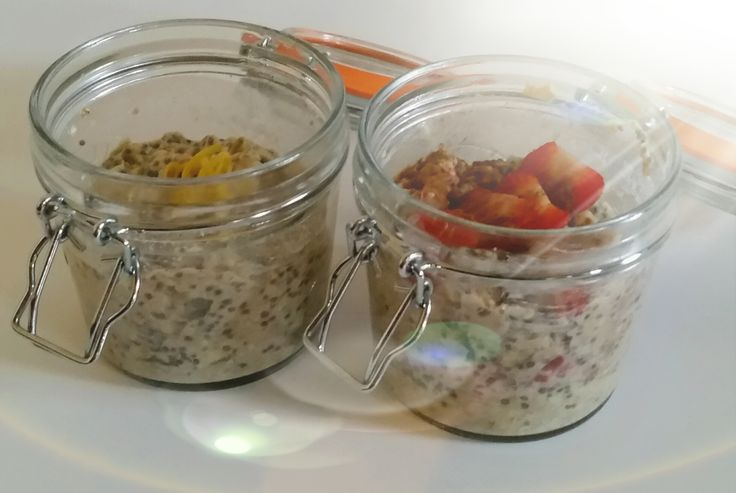 More delicious Overnight Oats recipes including Protein Oats (Proats) and Overnight Weetabix! Yes that's an actual thing!