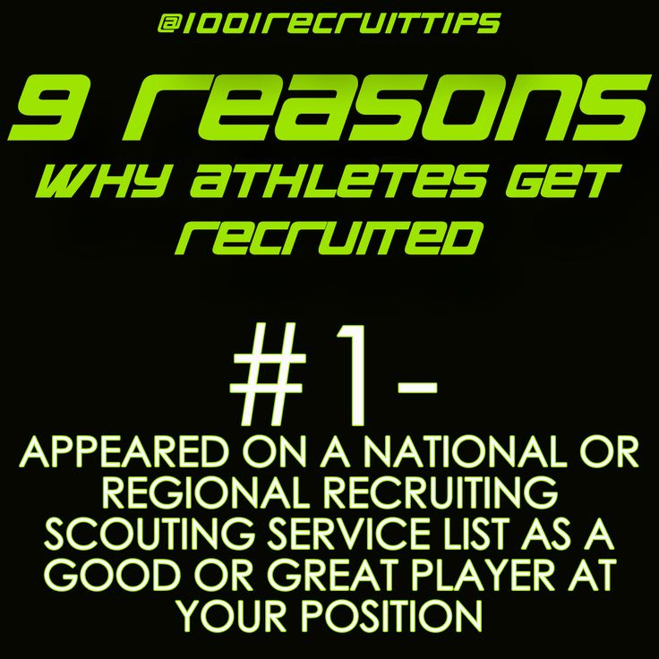 74 best First Steps to College Recruiting images on Pinterest - soccer resume for college