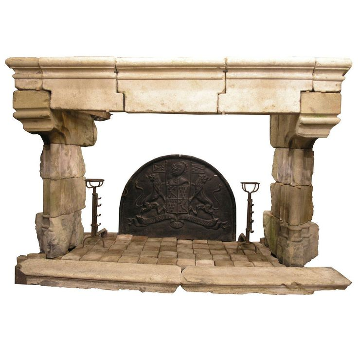 Ancient Fireplace Made of Borgogna's Stone | From a unique collection of antique and modern fireplaces and mantels at https://www.1stdibs.com/furniture/building-garden/fireplaces-mantels/