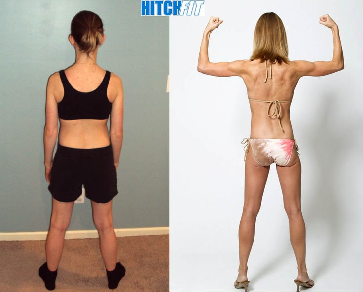 76 best Awesome Female Botty Transformations images on ...