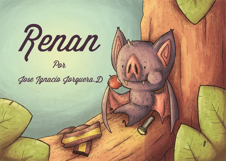 libro album - Renan