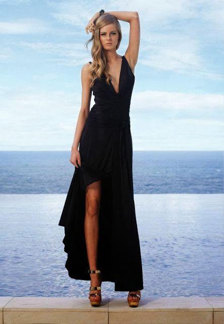 Magníficos Vestidos largos de verano y noche