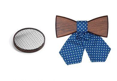 Træ-accessories sæt Triti & Deco håndlavet af BeWooden | BeWooden Danmark
