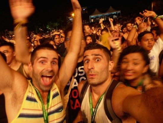 Nomadic Boys – Beginners' Guide to the Rainforest World Music Festival in Sarawak, Malaysia