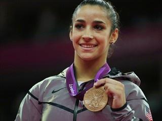 Aly Raisman's Olympic medals - Gymnastics News | NBC Olympics
