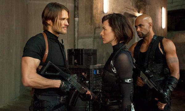 Los Hijos Del Rol - Resident Evil 5: La Venganza