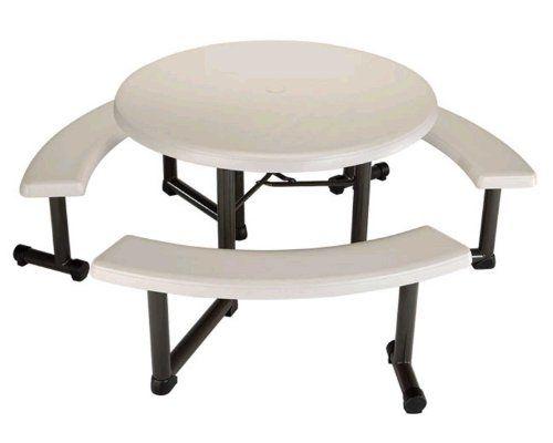 109 best lifetime plastic resin picnic tables images on pinterest